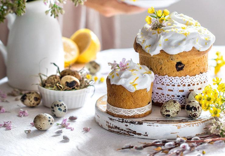 Найкращі рецепти паски на Великдень / goodhouse.ru
