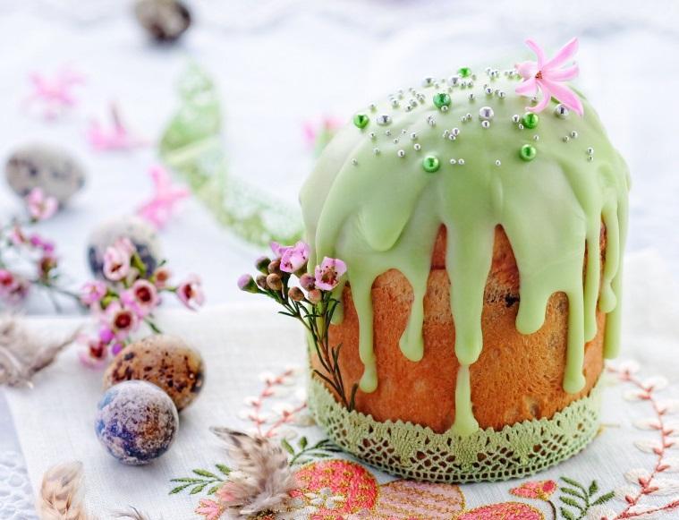 Рецепты пасхи на праздничный стол / фото: pinterest.com