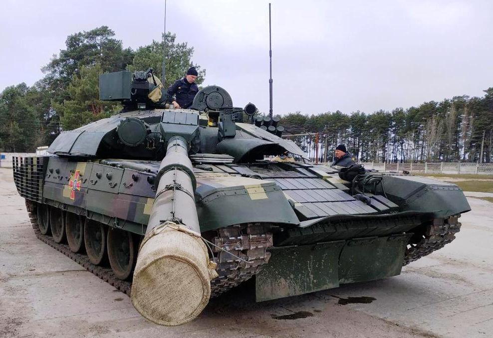 На танке установлен более мощный двигатель / mil.gov.ua