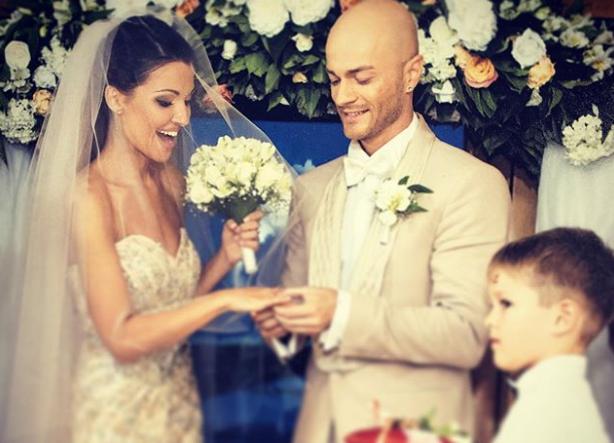 Влад Яма і його дружина Ліана/ instagram.com/vladyama_official