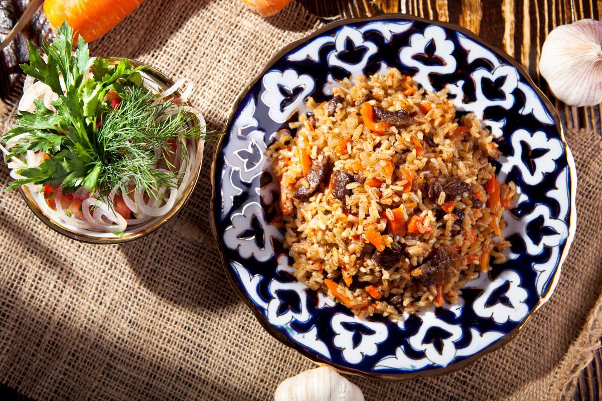 Плов рецепт з фото / depositphotos.com