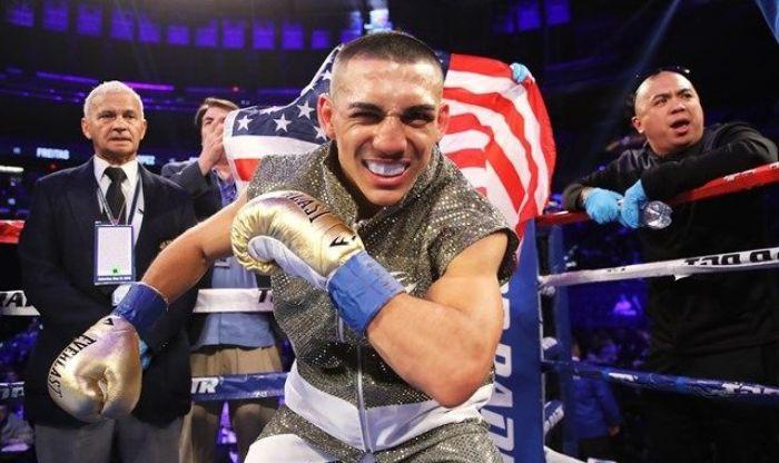 Теофімо Лопес впевнений у своїх силах / фото: BoxingScene
