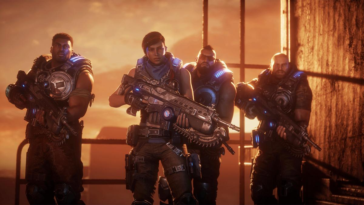 Gears 5 / store.steampowered.com
