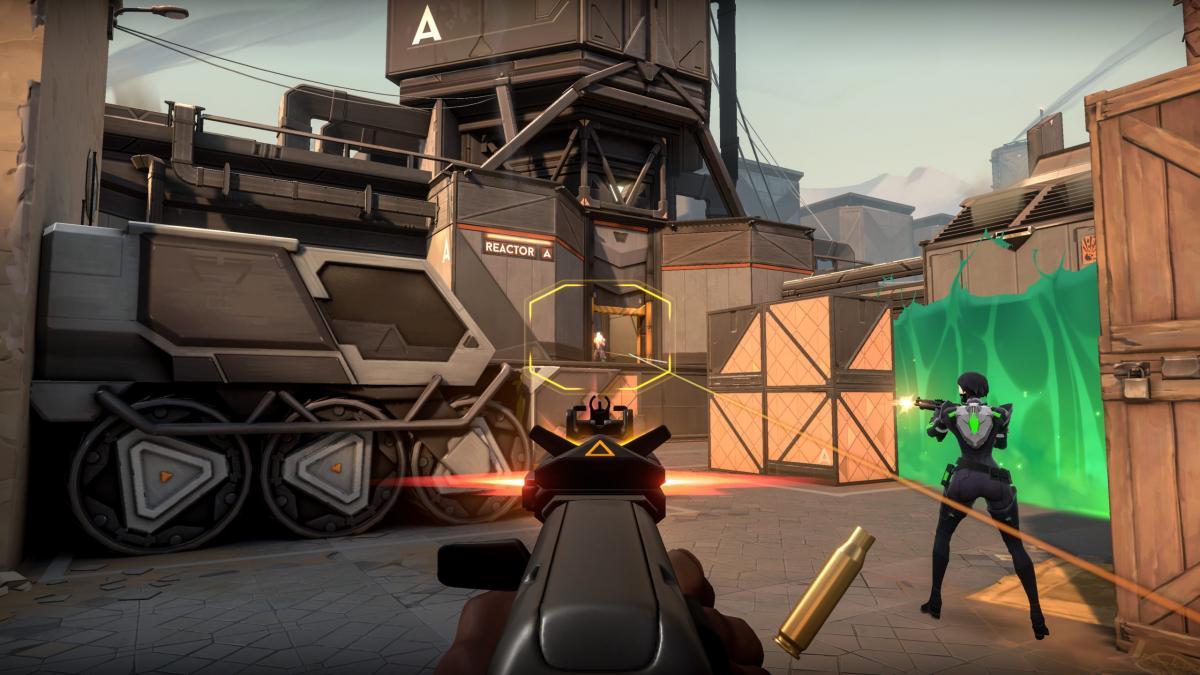 Кадр из игры Valorant / скриншот