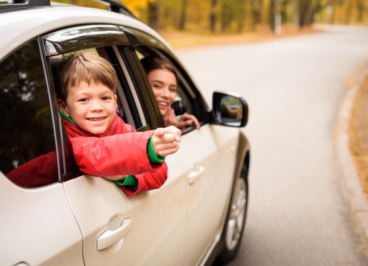Небанальні маршрути для подорожі на авто / фото: ua.depositphotos.com
