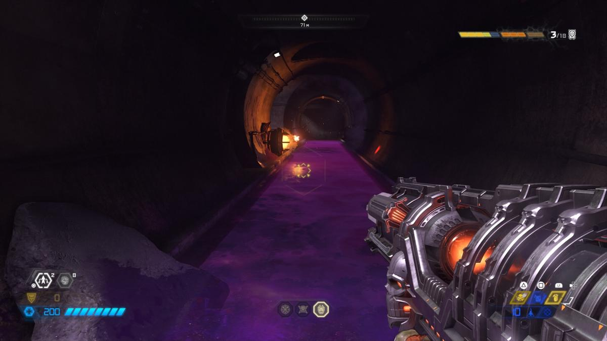 Кадр из Doom Eternal / скриншот