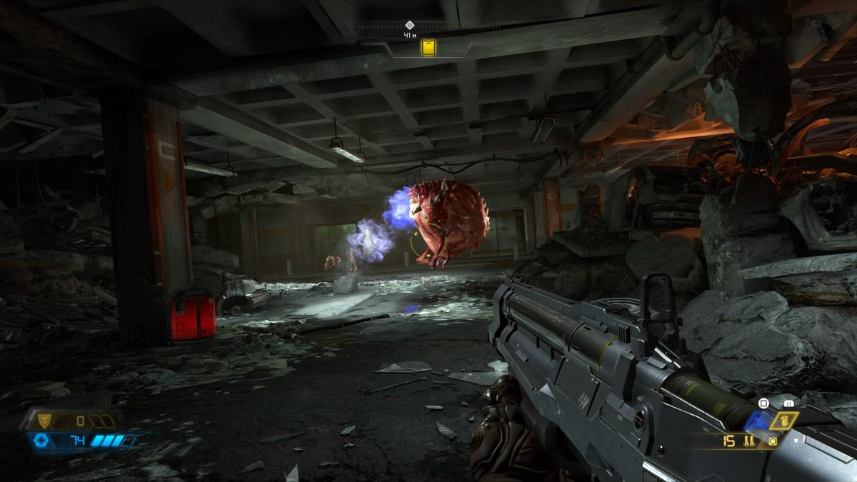 Doom Eternal / скриншот