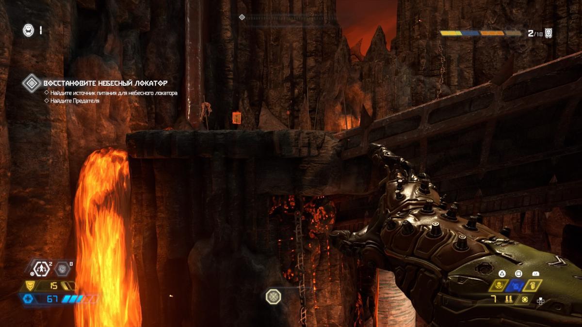 В игре стало больше платформинга / скриншот