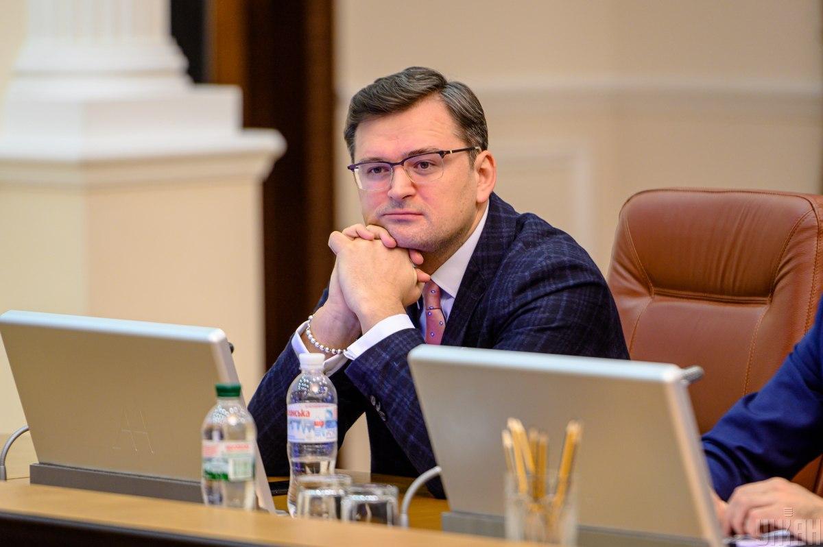 По словам Кулебы, Украина намереназащищать энергетическую независимость Европы / фото УНИАН Владимр Гонтар