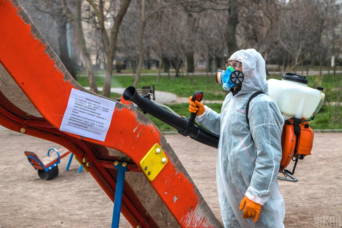В Одесской области можно следить за коронавирусом онлайн / фото УНІАН