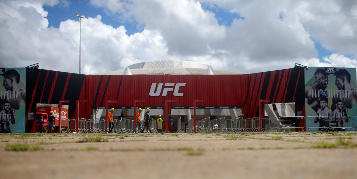 UFC / REUTERS
