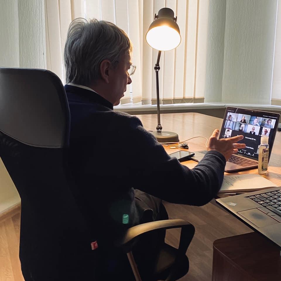Комітети Ради можуть збиратися онлайн / фото УНІАН