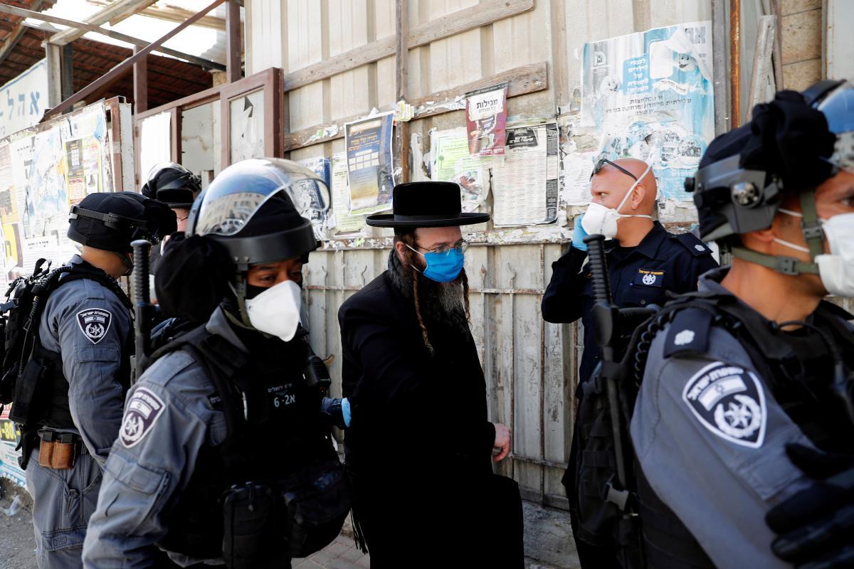 В Ізраїлі на Песах посилюють карантин / REUTERS