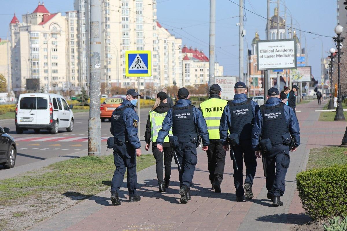 На Киевщине вводят дополнительные ограничения / фото УНИАН