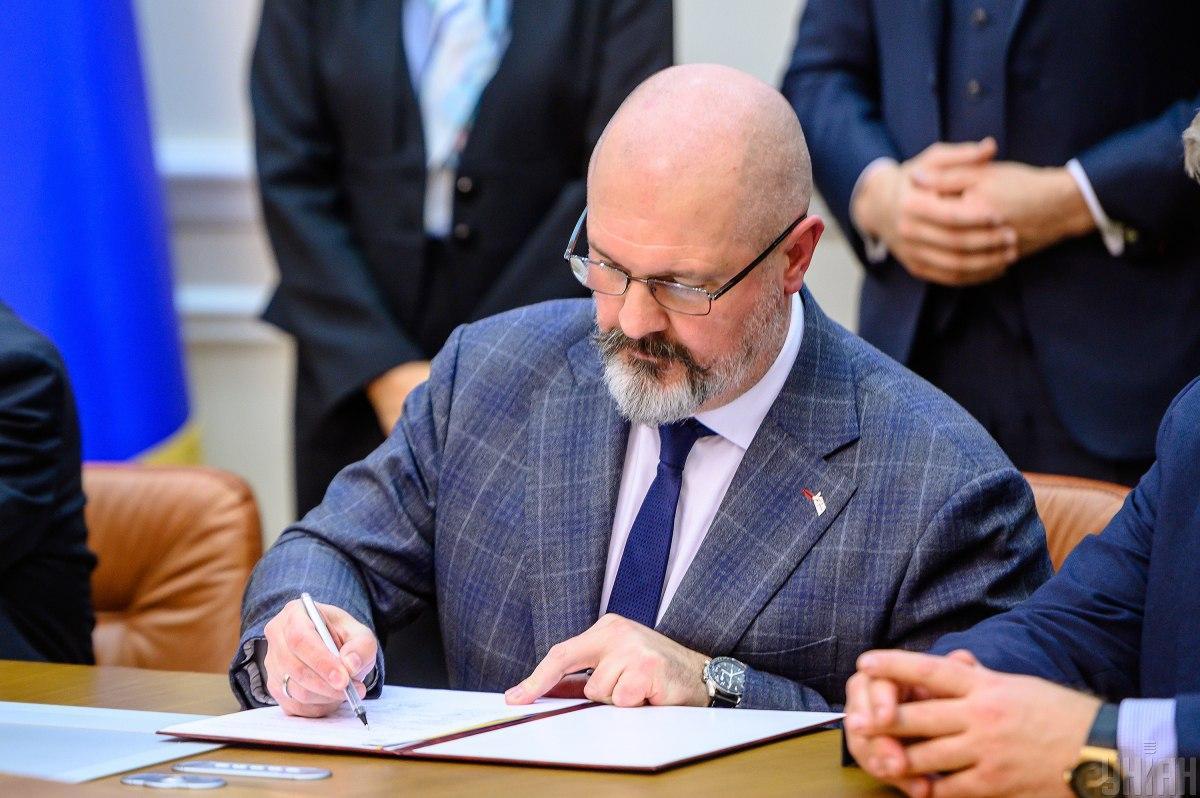 Желько Марчека уволят после двух месяцев работы / фото УНИАН