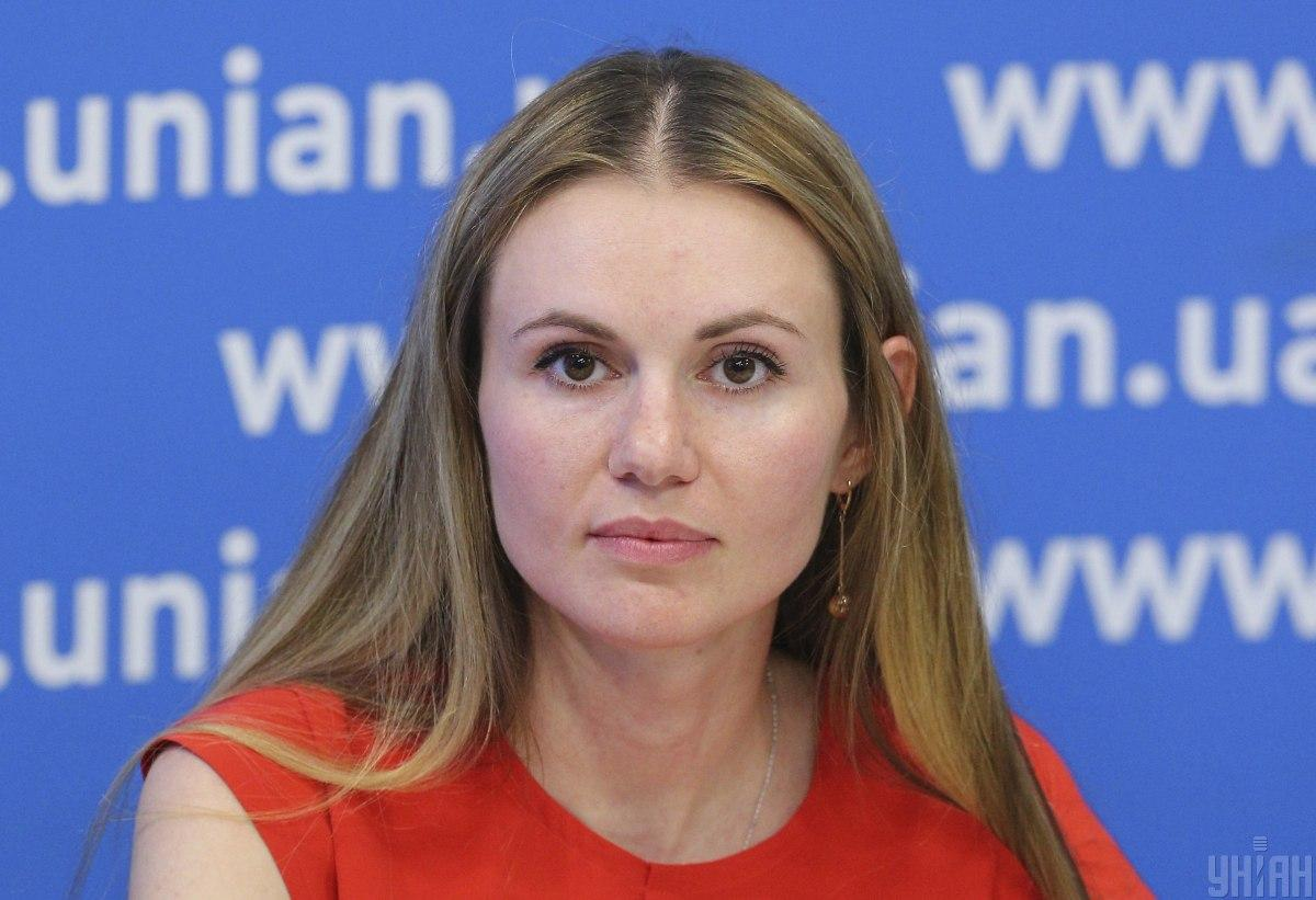 Анна Скороход в третий раз болеет коронавирусом / фото УНИАН