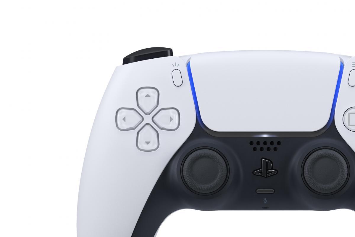 Официальный дизайн геймпада для PS5 / blog.us.playstation.com