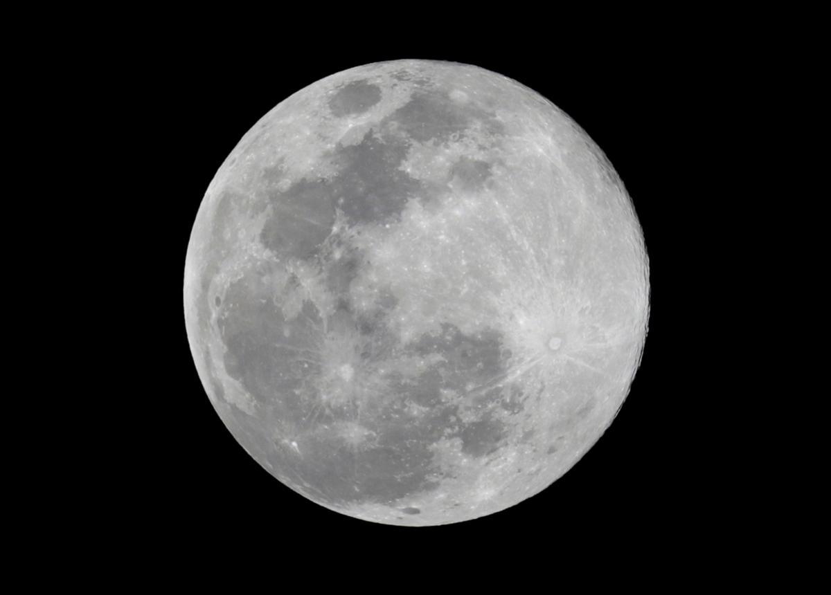 NASA выбрало место высадки лунохода VIPER/фото REUTERS