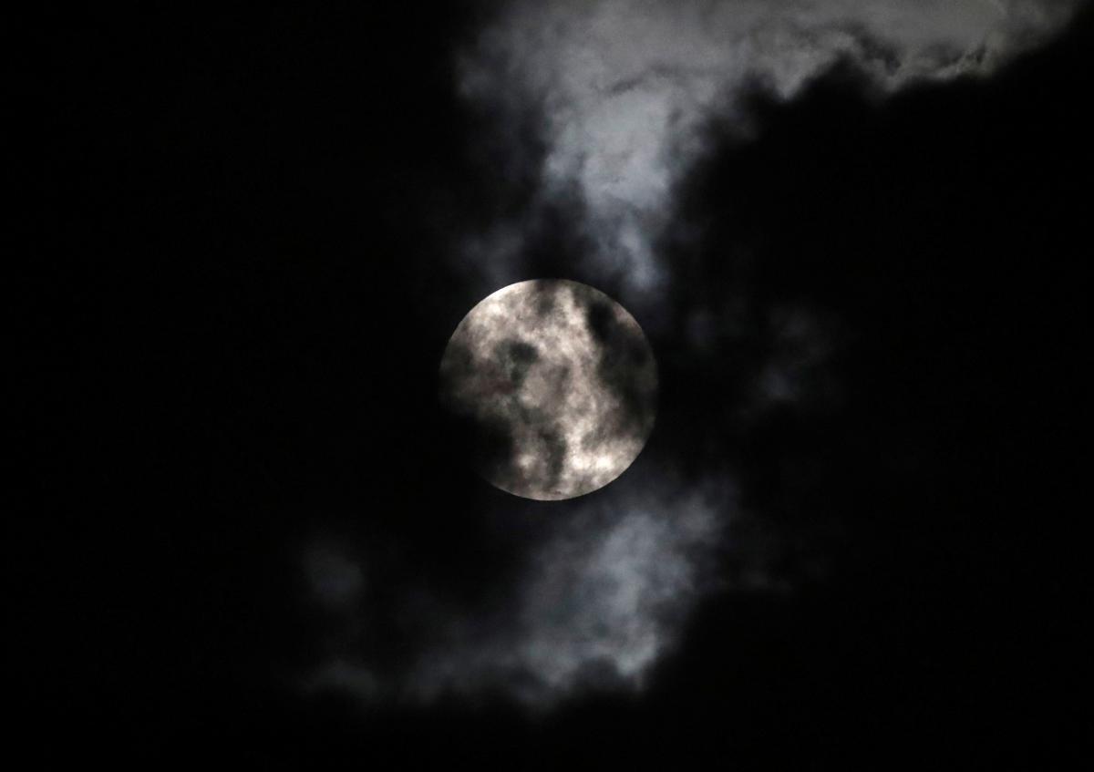 Фазы Луны на август / REUTERS