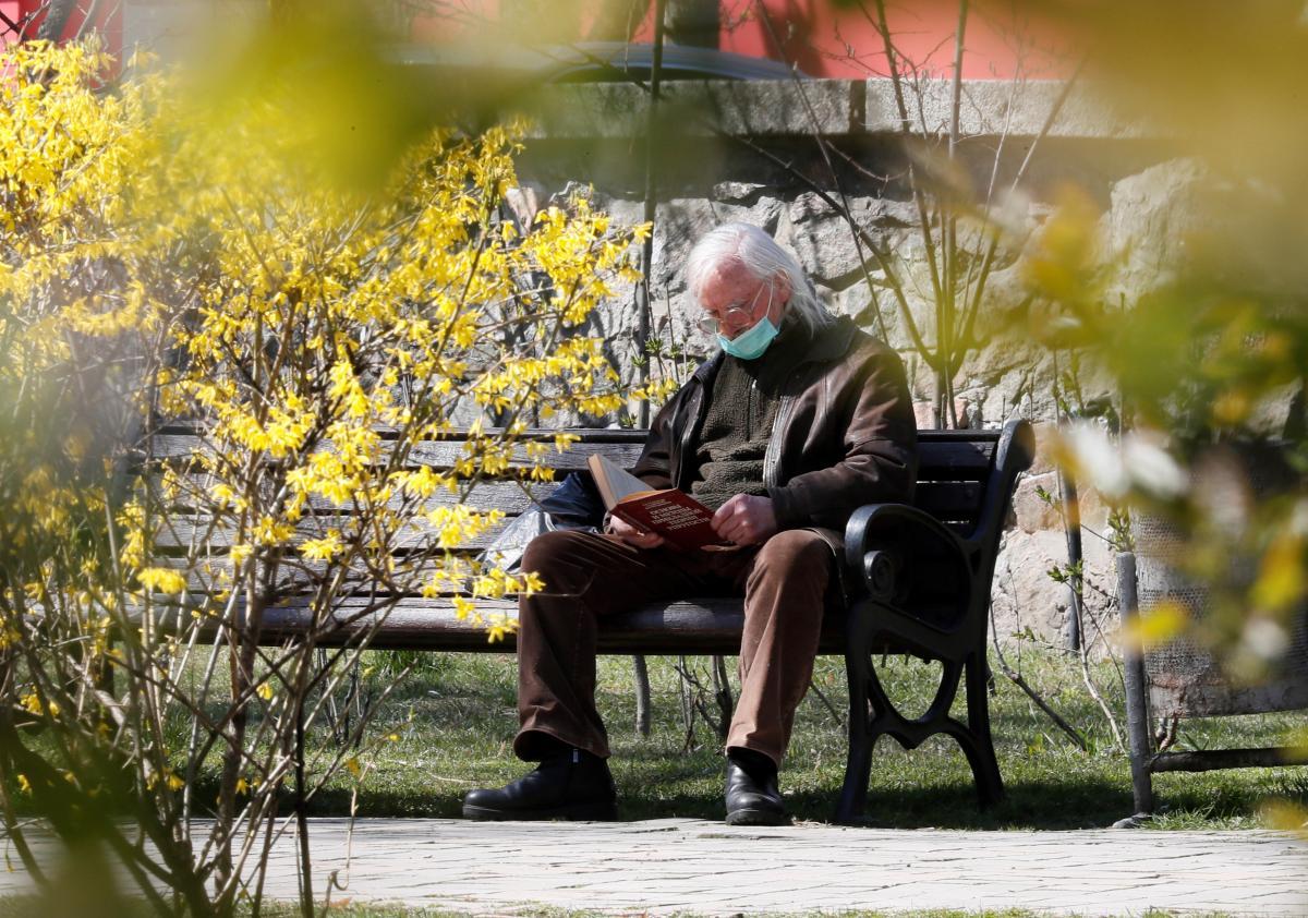 Посостоянию на1июля 2021 года вУкраине насчитывалось 10,96 млн пенсионеров / Иллюстрация REUTERS