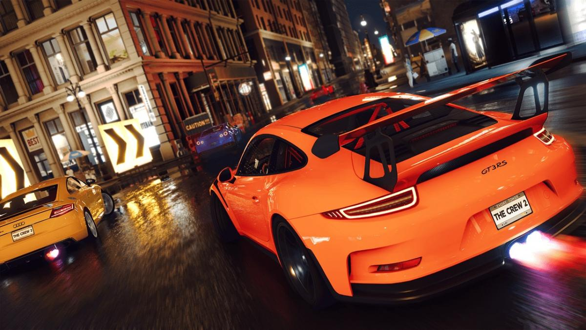 The Crew 2 / store.playstation.com