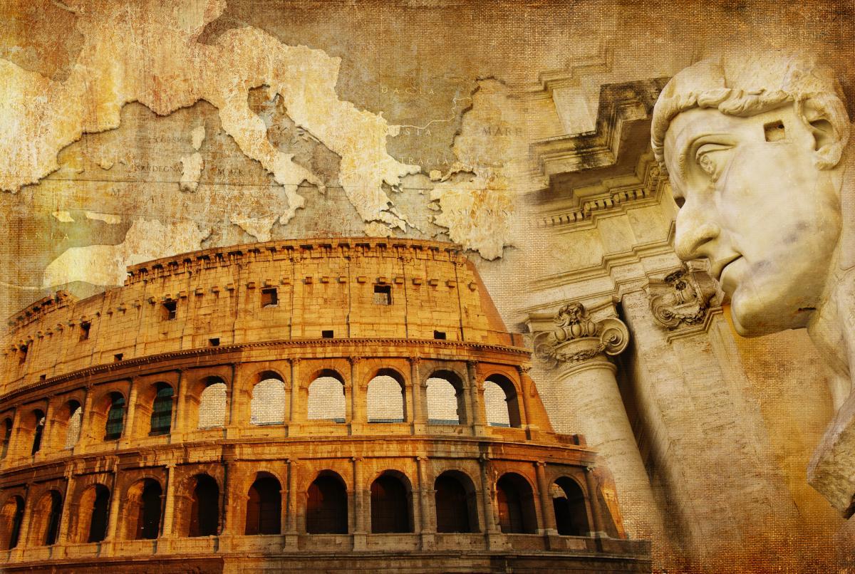 Римские легионеры принесли оспу из Малой Азии / depositphotos
