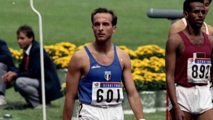 Сабіа був зіркою збірної Італії з легкої атлетики / фото: gazzetta.it