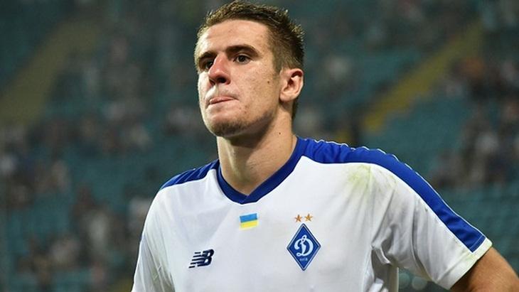 Artem Biesiedin / FC Dynamo Kyiv