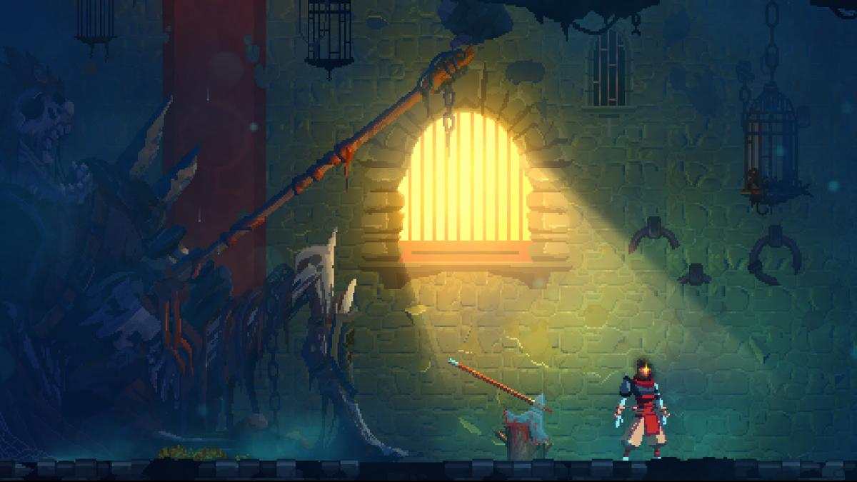 Кадр з гри Dead Cells / store.steampowered.com