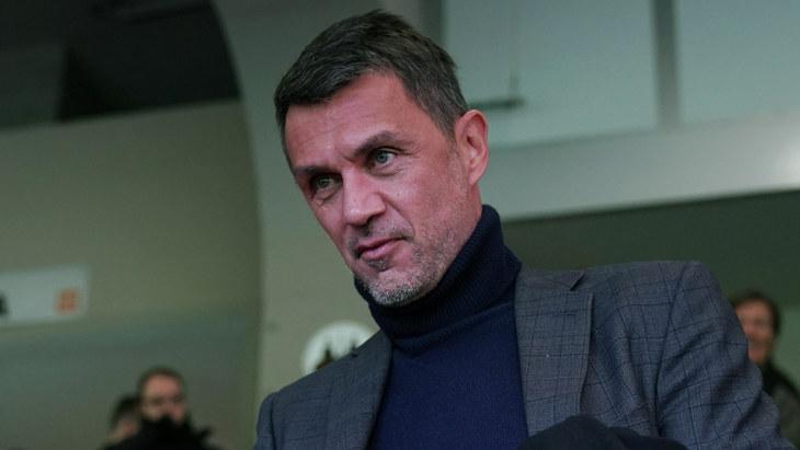 Мальдини уже вернулся к работе в Милане / фото: twitter.com/acmilan