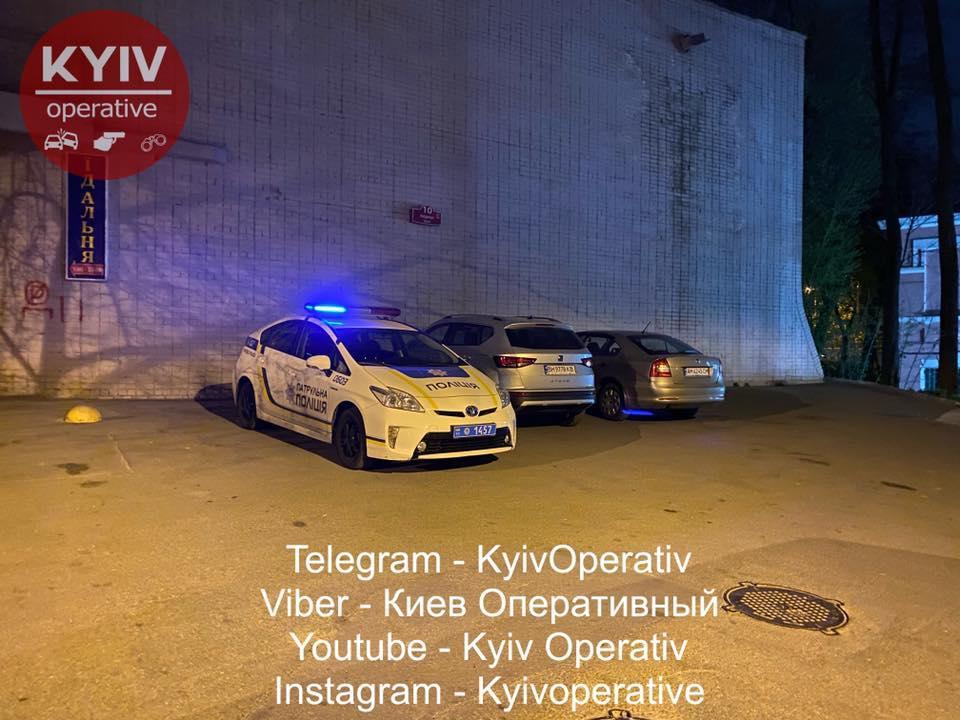 """У Києві активізувалися """"мінери"""" / Киев Оперативный Facebook"""