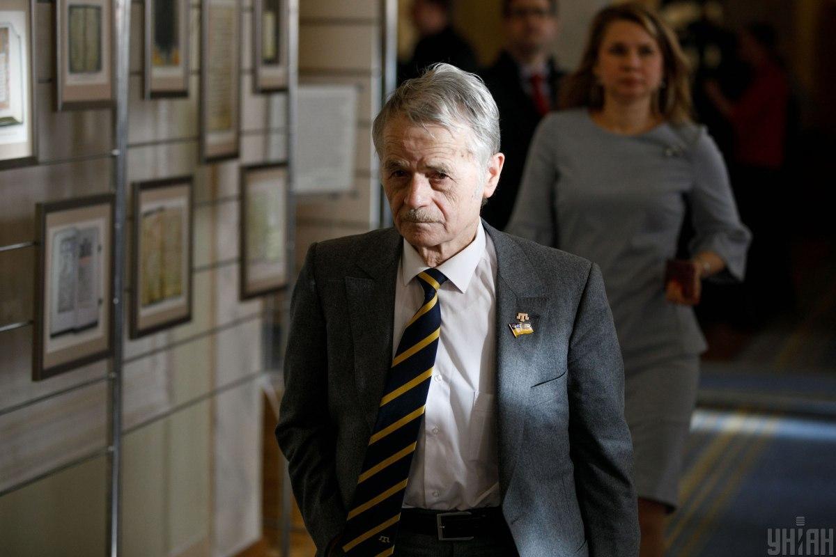 Російські слідчі можуть пред'явити звинувачення Мустафі Джемілєву / фото УНІАН