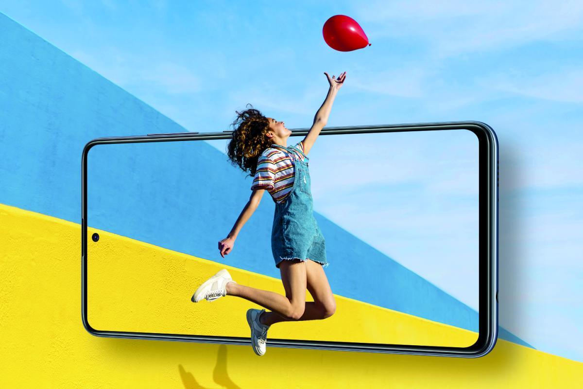 Лінійка смартфонів Galaxy A 2020 року складається з дев'яти моделей / фото Samsung