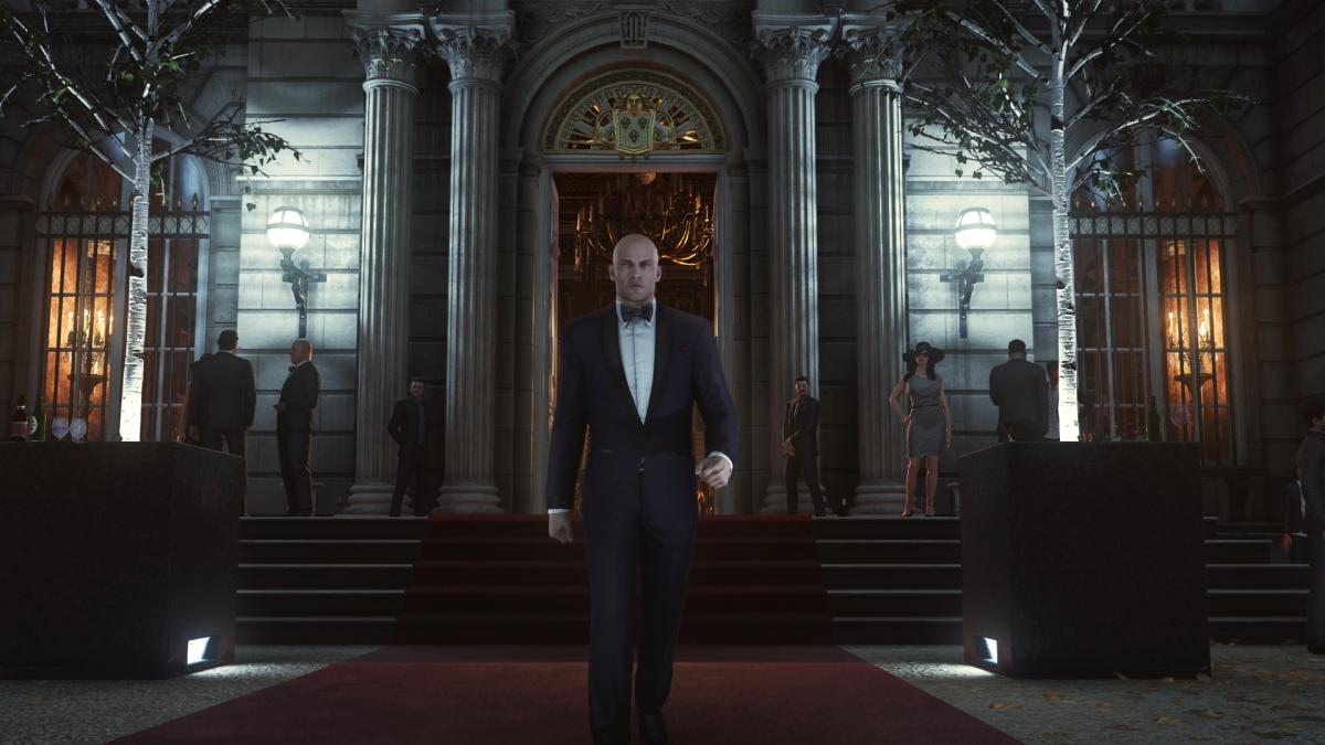 Кадр из игры Hitman / store.steampowered.com