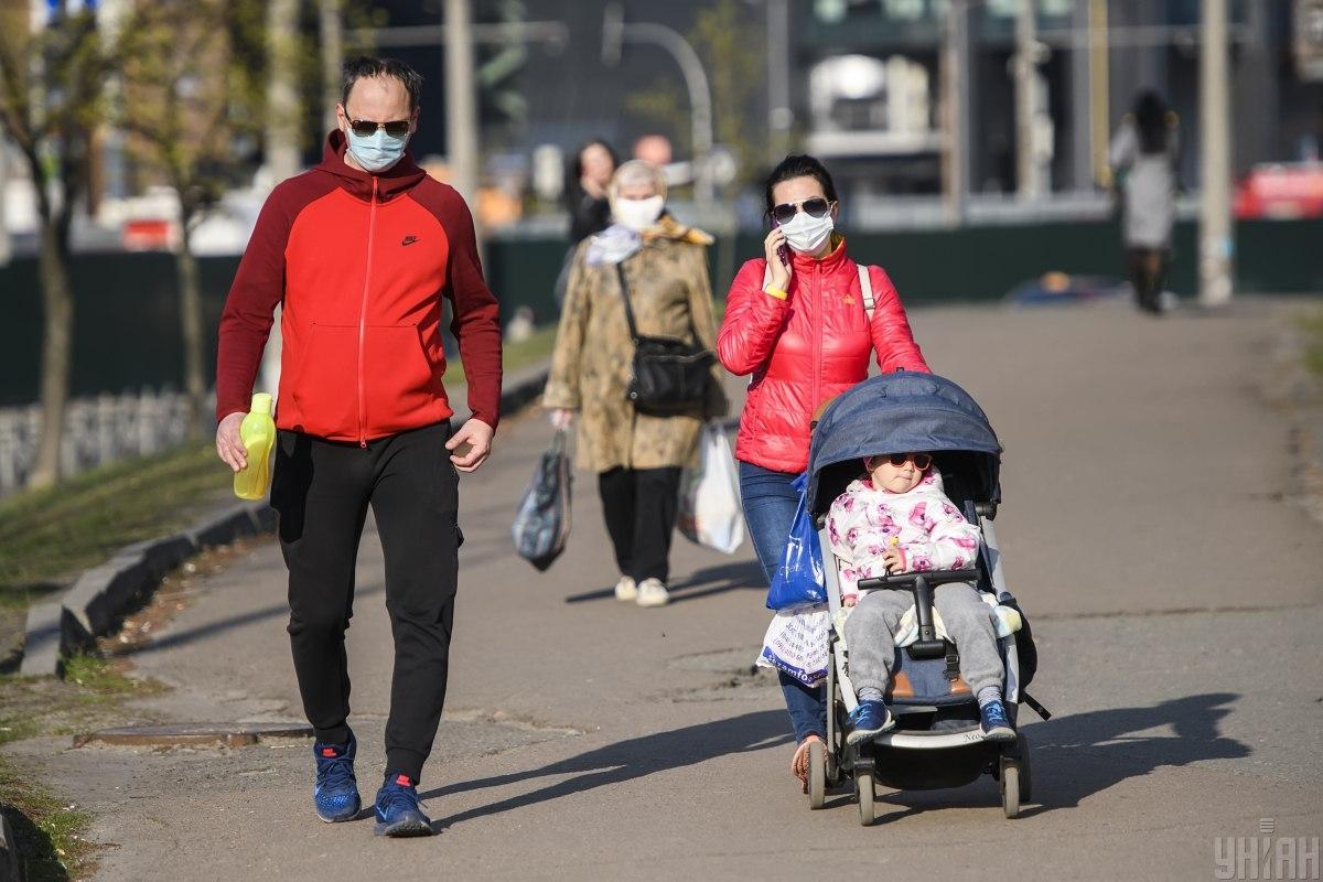 В Украине официально подтверждено почти 349 тысяч случаев коронавируса / фото УНИАН