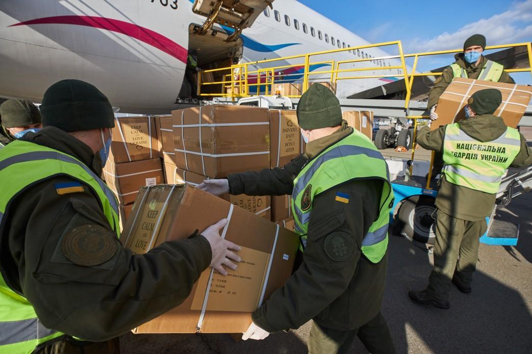 Часть медсредств пойдет в торговые сети / Фото: president.gov.ua