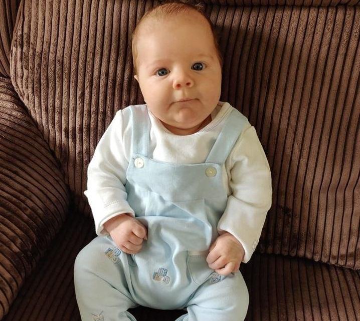 Ребенку удалось быстро выздороветь от коронавирус \ t.me/virus_stories