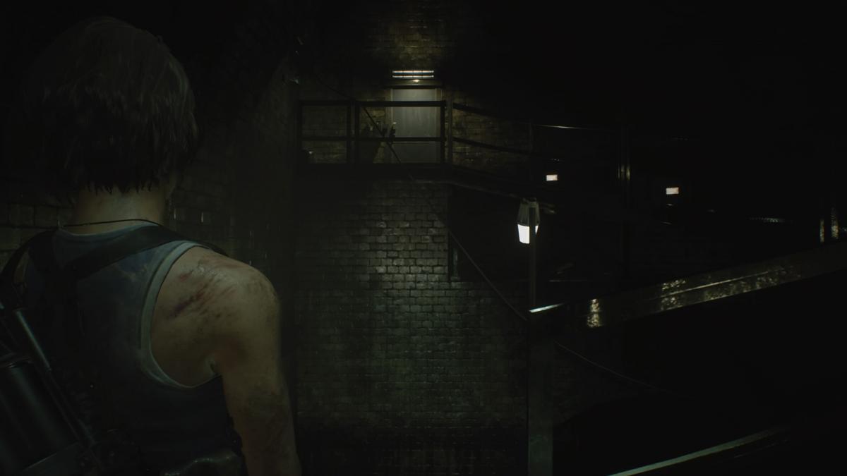 Resident Evil 3 Remake / скриншот
