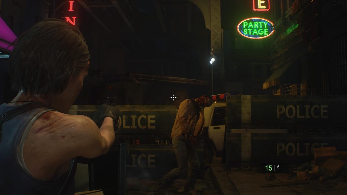 Кроме Немезиса в игре есть враги попроще / скриншот
