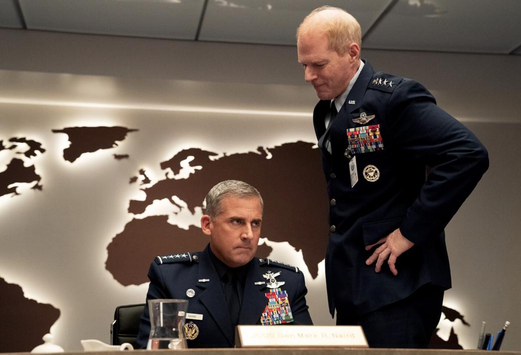 """Премьера """"Космических сил"""" запланирована на 29 мая \ Netflix"""