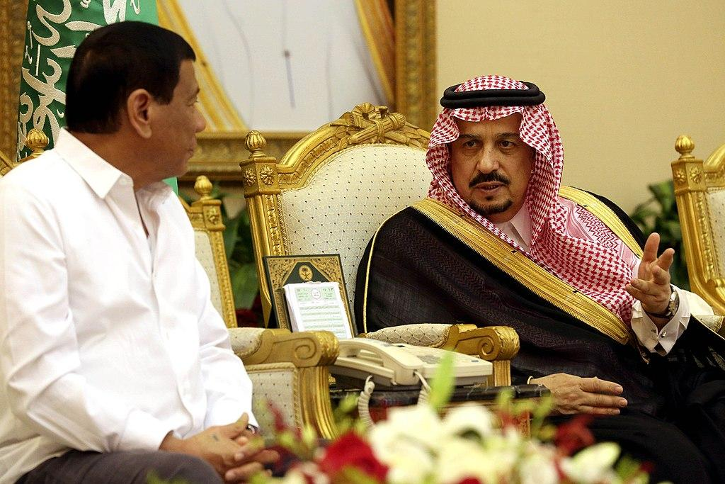 Принц Фейсал бін Бандар бін Абдулазіз Аль-Сауд в лікарні через коронавірус/ Wikimedia.org