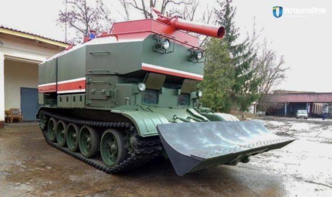 ЗСУ отримали першу партію з 4 ГПМ-54 / фото ukroboronprom.com.ua