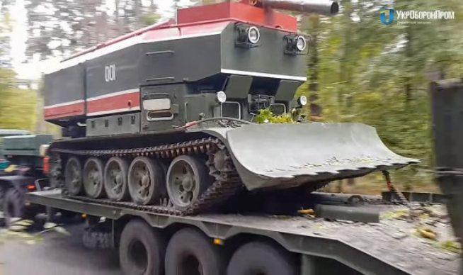 Первые 4 ГПМ-54 уже поступили Вооруженным силам / фото ukroboronprom.com.ua