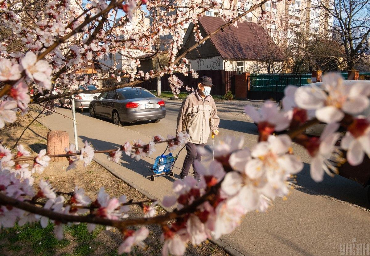 В Україні продовжує зростати кількість хворих на COVID-19 / фото УНІАН