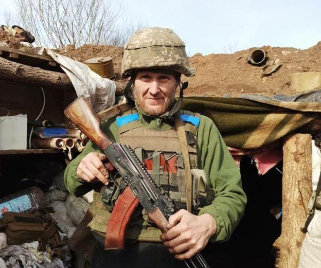 Боєць загинув 9 квітня / facebook.com/93OMBr