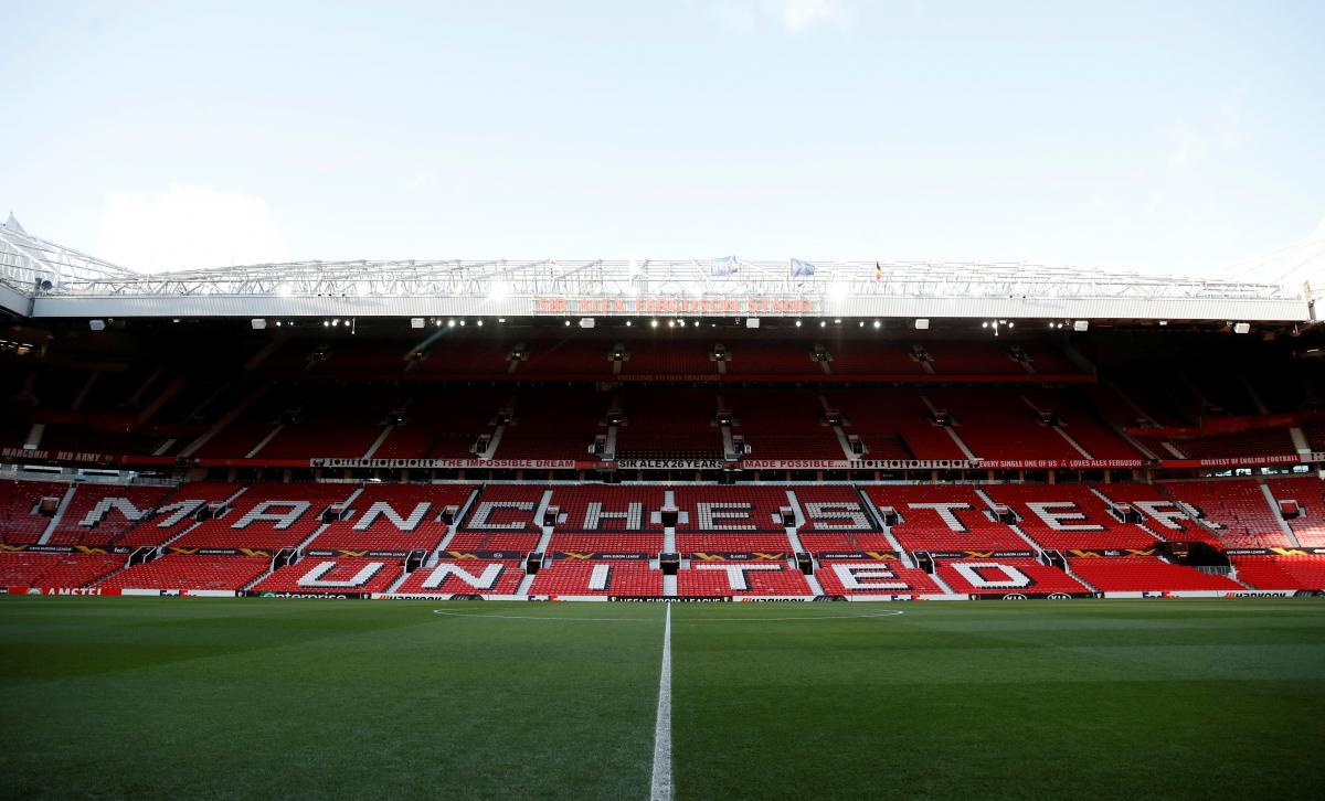 Стадион Олд Траффорд / REUTERS