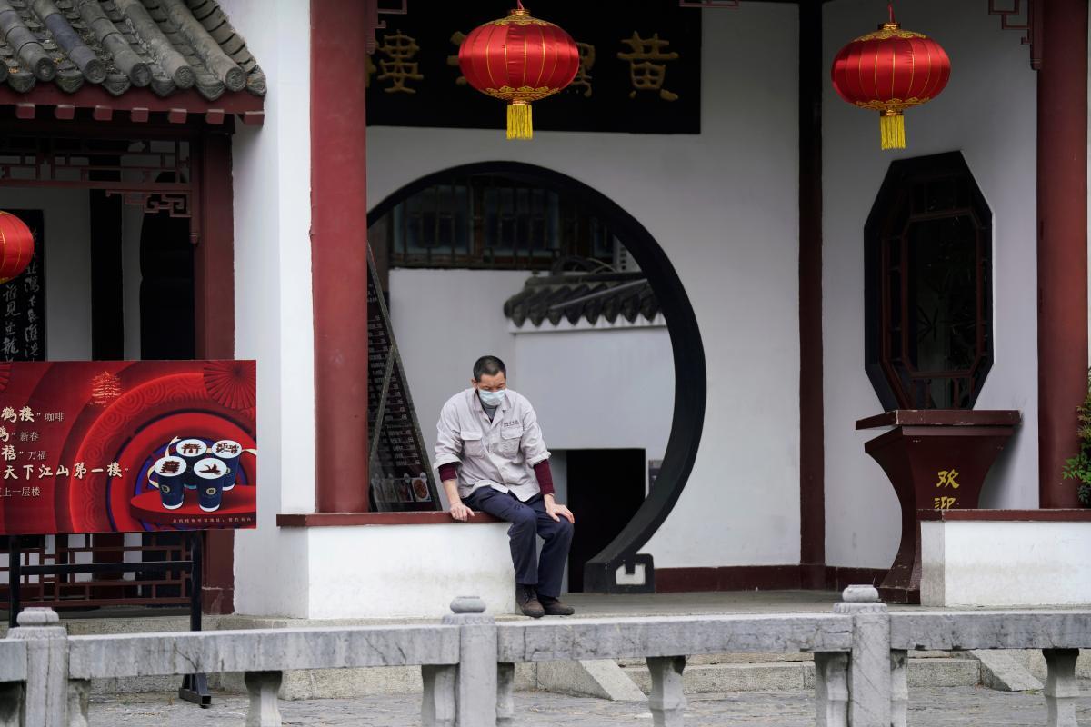 Коронавирус обнаружили на замороженных продуктах в Китае / фото REUTERS