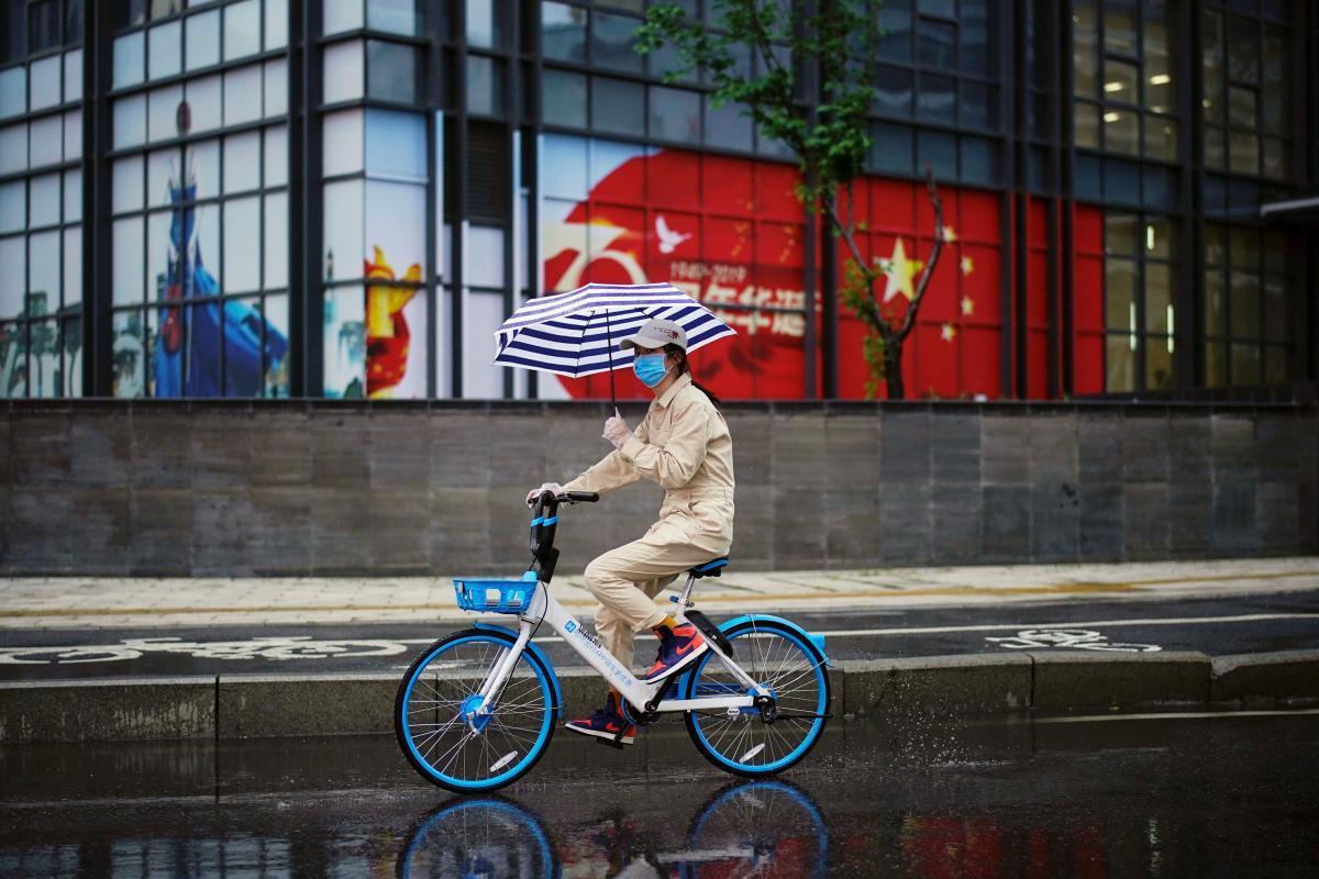 Эксперты ВОЗ прибыли в Китай, чтобы исследовать происхождение коронавируса / фото REUTERS