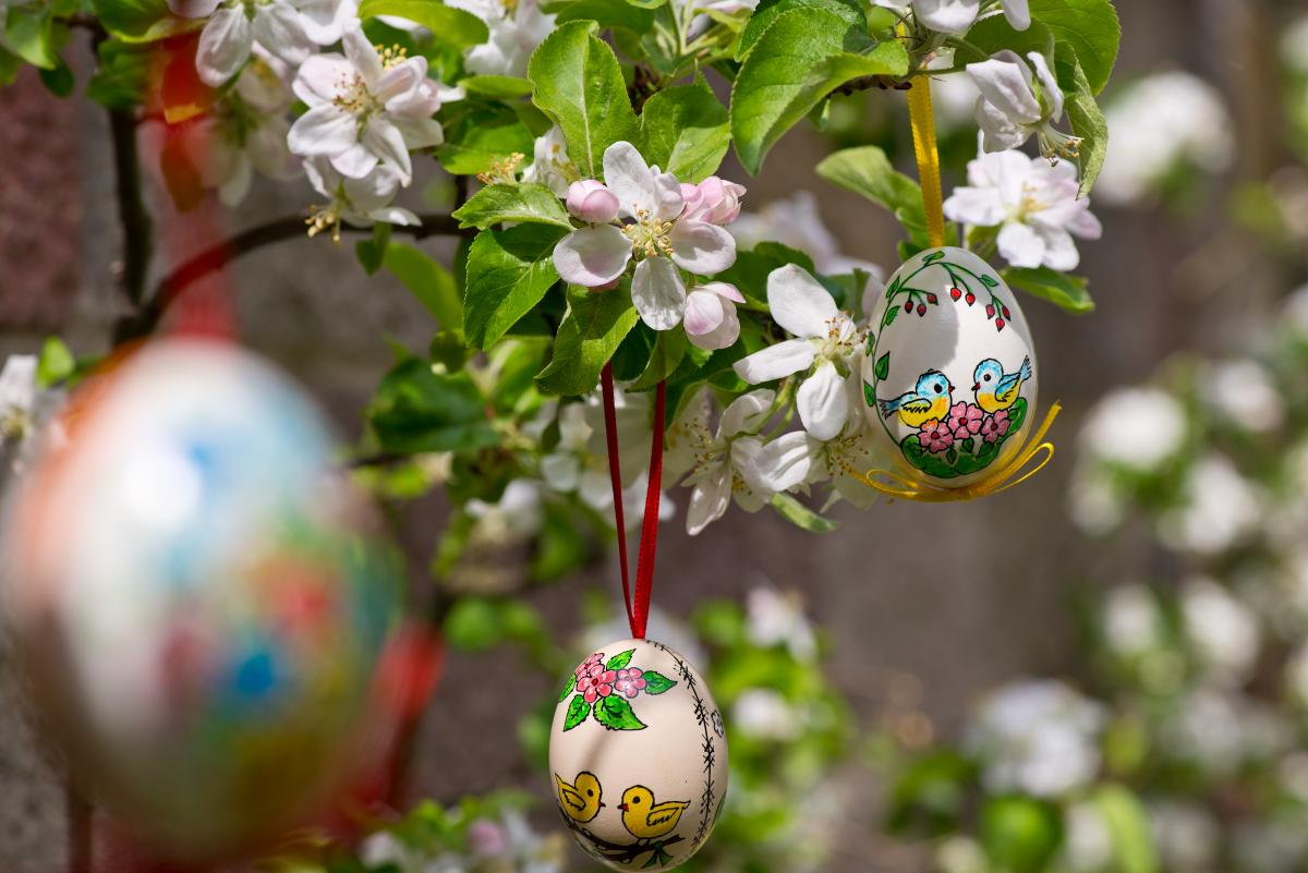 Погода на Великдень залишиться мінливою / Фото ua.depositphotos.com