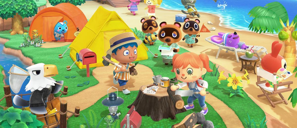 Animal Crossing: New Horizons / thegamer.com